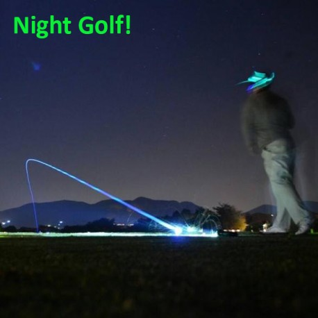 Night Golf - Daily Rate