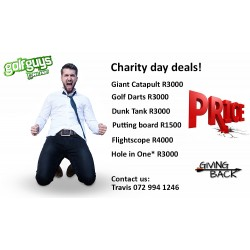 Charity Day Deals